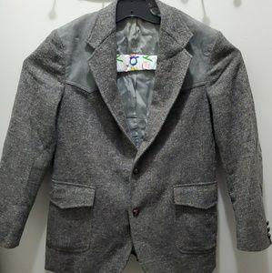 Pendelton Western Style 44L sports coat/jacket